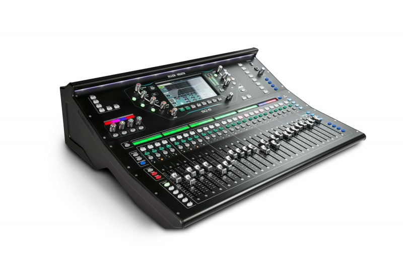 Allen & Heath SQ-6