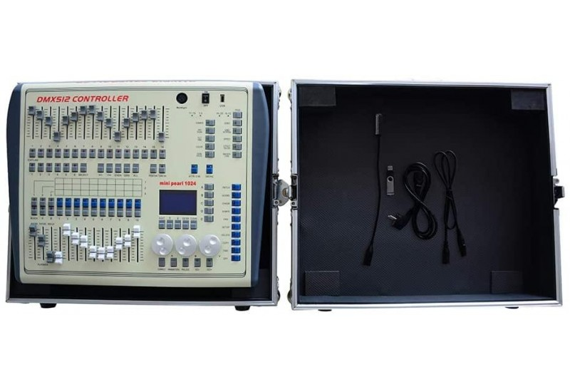 DMX512 Controller mini pearl 1024 Lighting controller