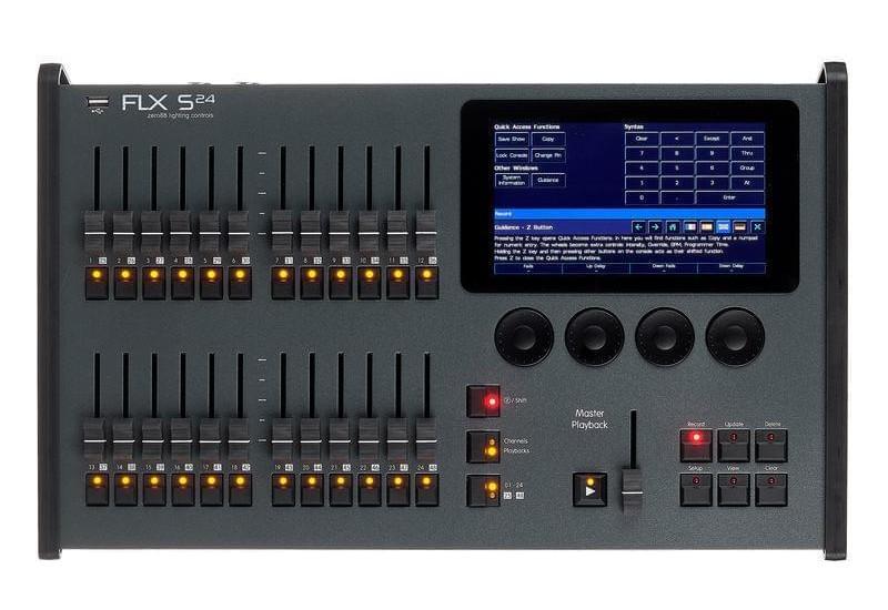 FLX S  Zero 88 s24 1u