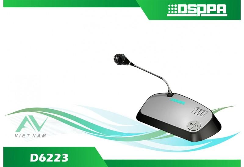 DSPPA D6223 - Micro chủ tọa có dây
