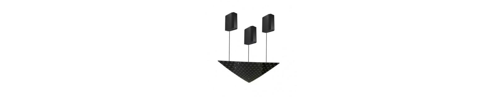 Kinetic Panel Triangle