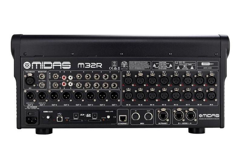 MIDAS M32 LIVE