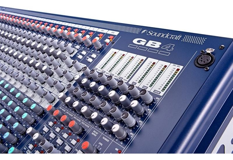 Soundcraft GB4-24+2