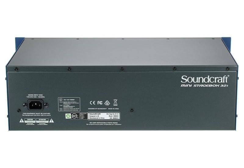 Soundcraft Stagebox Mini 32