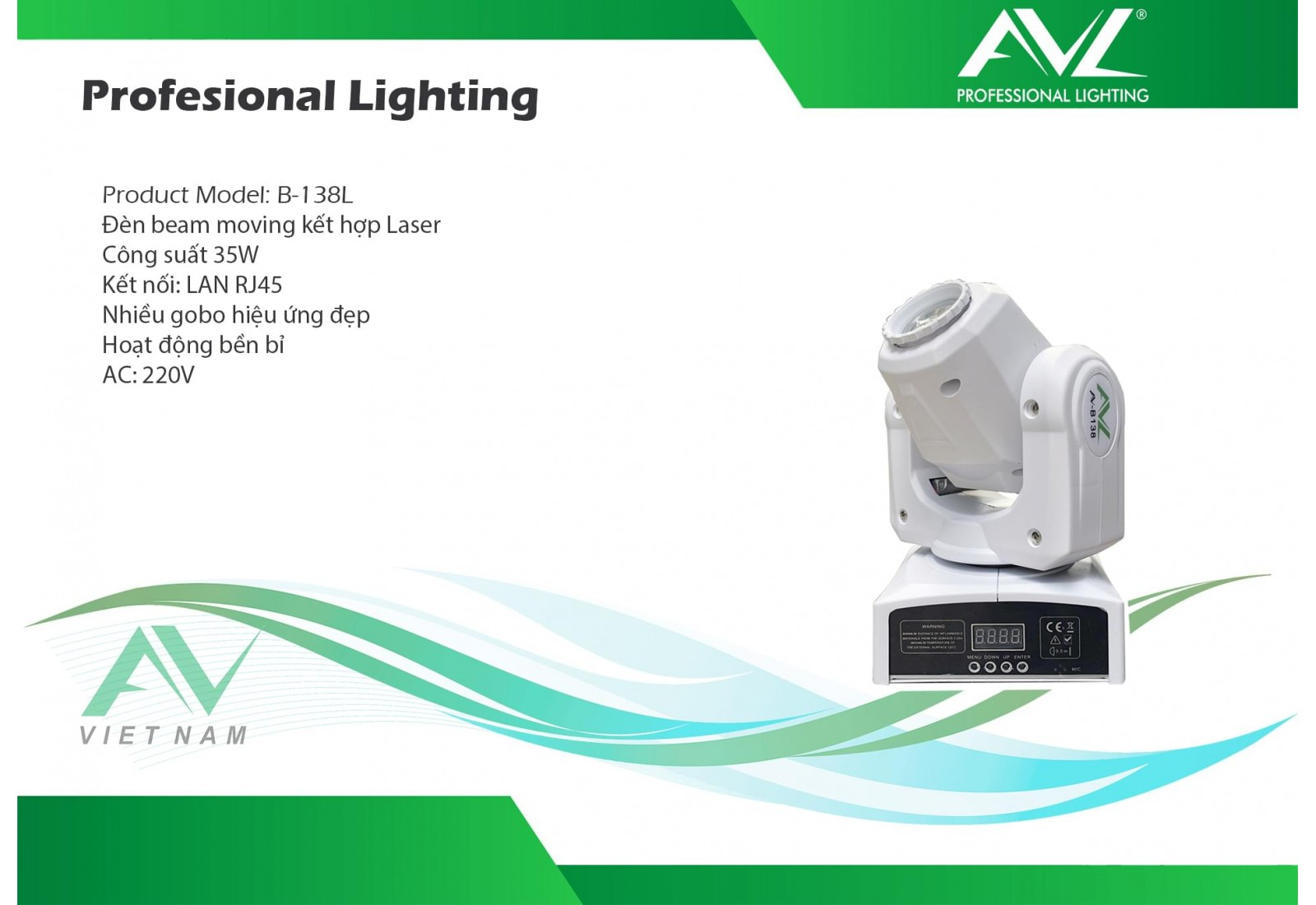 AVL B-138L