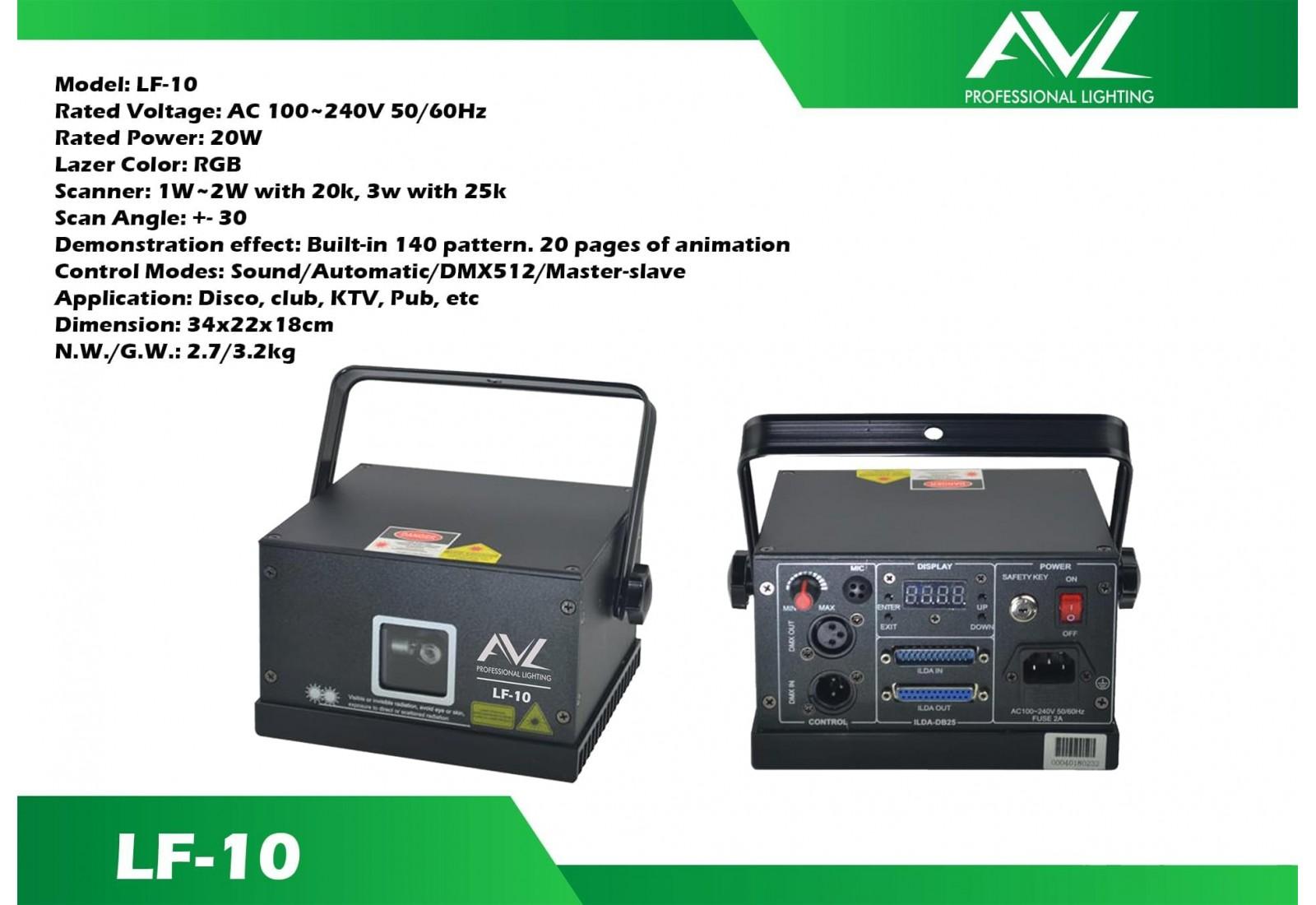 AVL LF-10