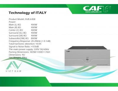 CAF AVK 6408
