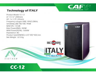 CAF CC-12