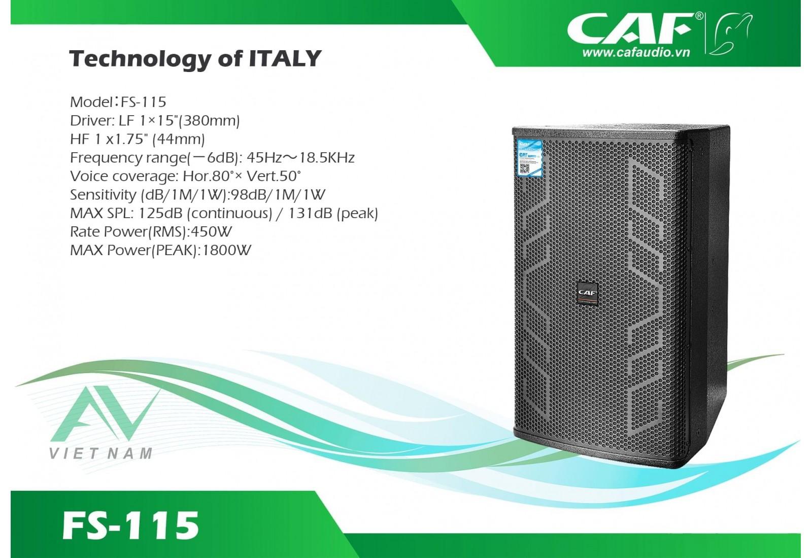 CAF FS-115