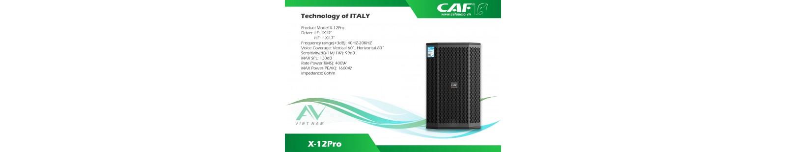 CAF X 12Pro