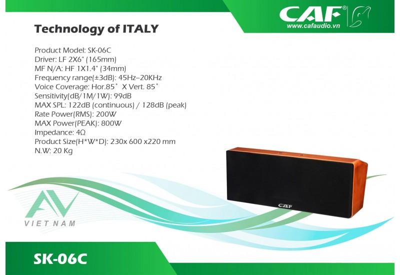 CAF SK 06C