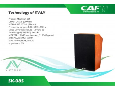 CAF SK 08S
