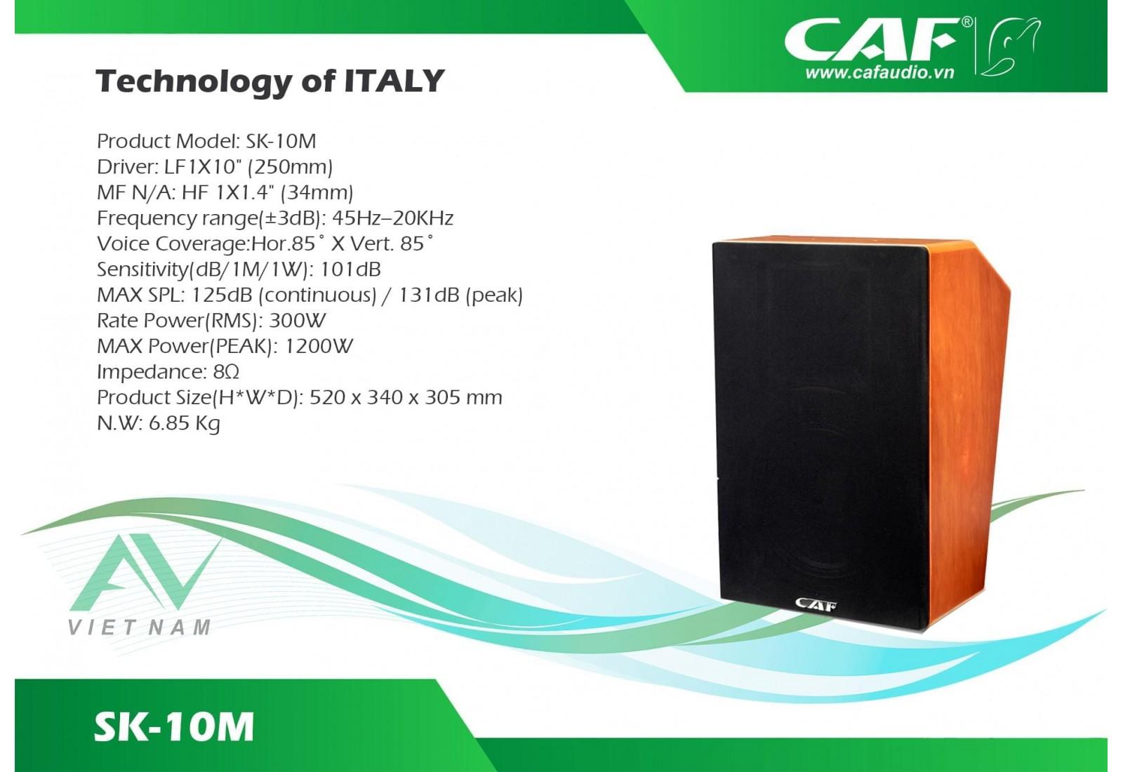 CAF SK 10M