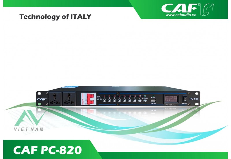 CAF PC-820