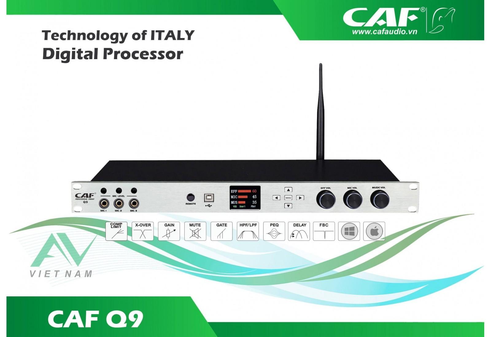 CAF Q9