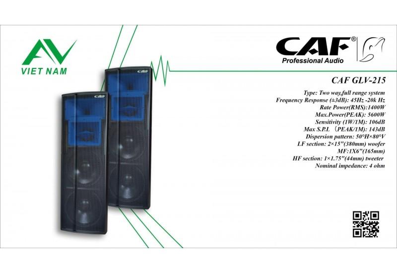 CAF GLV-215