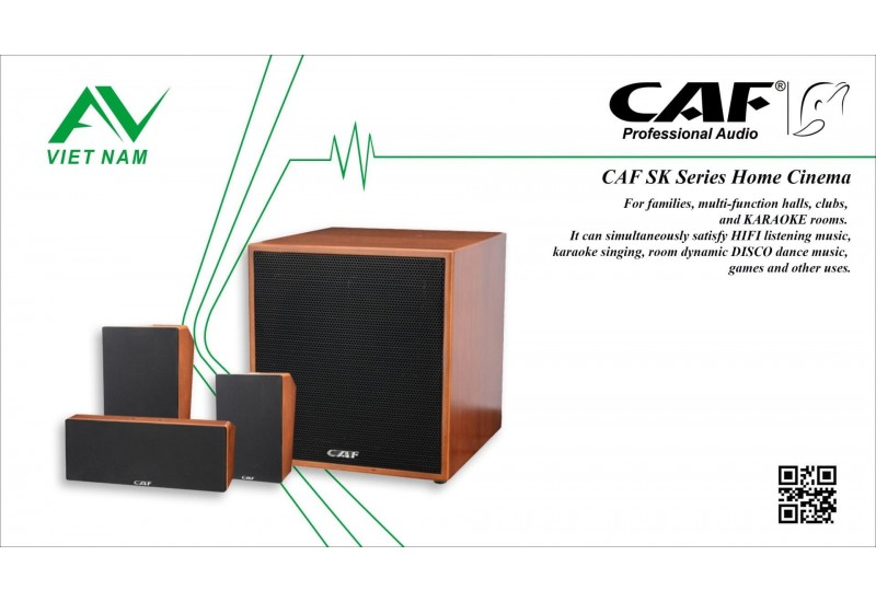 CAF SK Series Home Cinema