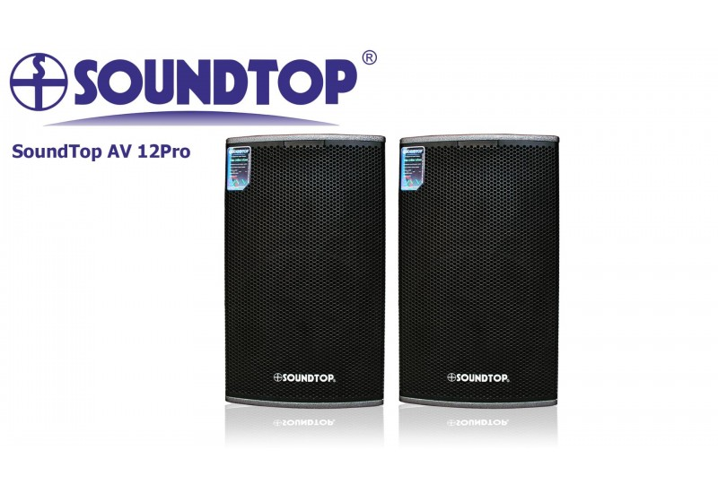 SoundTop AV 12Pro