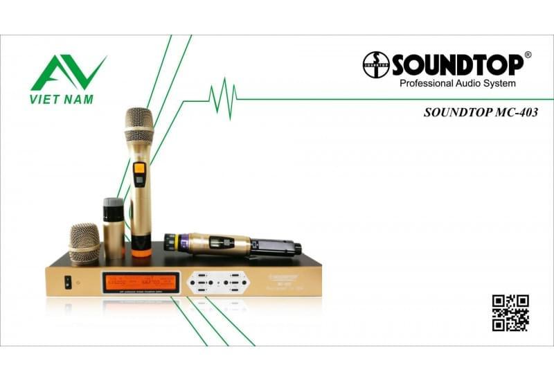 SoundTop MC-403