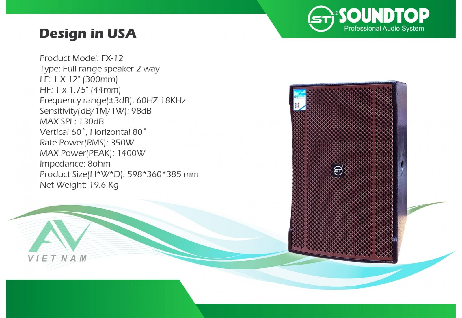 SOUNDTOP FX-12